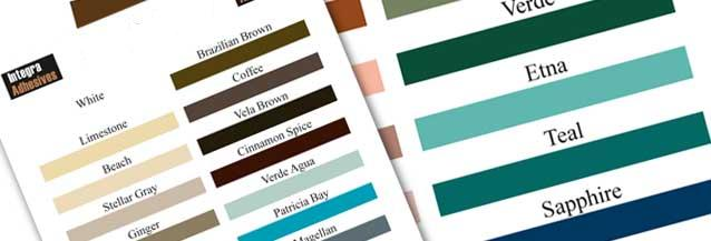 'Color Match Chart